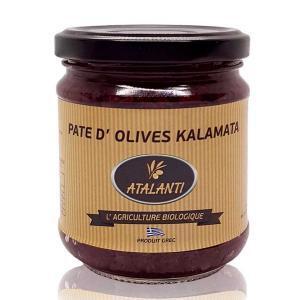 Patè di Olive Kalamon Bio – Prodotti Greci