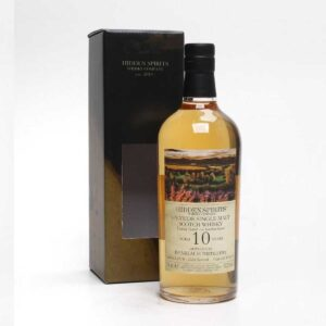 Benriach 10 years 2010-2020-52,2 % Hidden Spirits