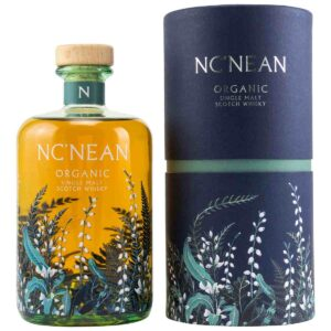 Nc'Nean Distillery –  Batch 1 – Organic Scotch whisky