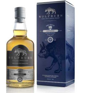 Wolfburn LANGSKIP Single Malt Scotch Whisky 58%