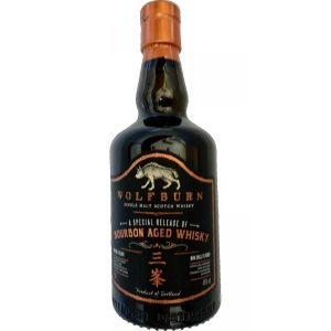 Wolfburn Bourbon Aged Whisky 46% vol